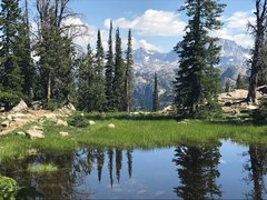 Wind River Range image