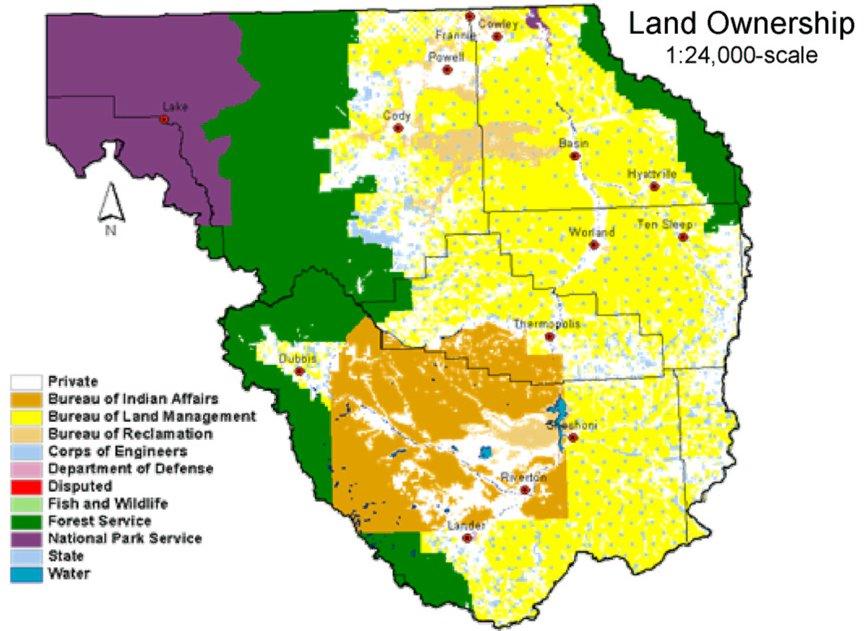 Wyoming State Water Plan Wind Bighorn River Basin Plan